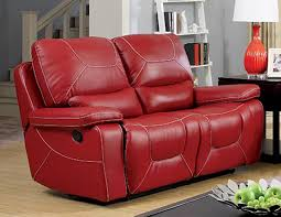 Red Leather Sofa Sets The Exquisite Red Leather Sofa In Your Living Rooms Bazar De Coco