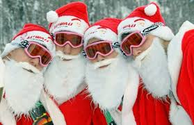 crew germany covering the world santa chionships in