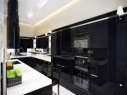 bodenbeläge küche schwarzer marmor küche boden fliesen