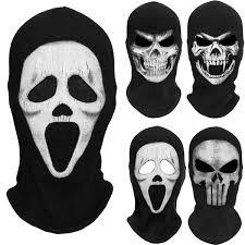 skeleton face for halloween skeleton balaclava mask promotion shop for promotional skeleton
