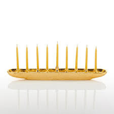 menorah buy gold candle holder buy nine candle menorah online on us nima