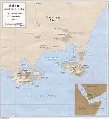 Map Of Yemen Www Vl History Index