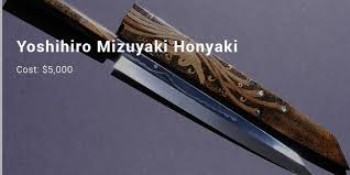 most expensive kitchen knives 8 most expensive priced kitchen knives list expensive kitchen