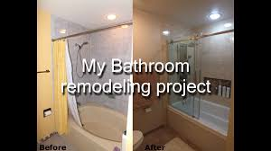 diy bathroom remodel ideas youtube bathroom renovation small remodels remodel ideas