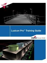 luxicon pro training guide bookmarks lighting interior design