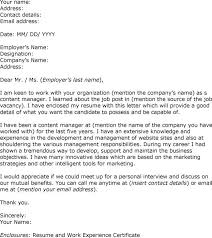 best job application cover letter template word in employment 19