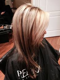 blonde bobbed hair with dark underneath astonishing brown underneath blonde hair for on top styles and to