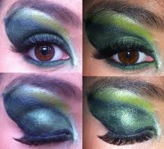 evil sorceress eye makeup mugeek vidalondon