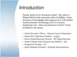 About Myself Resume Cv Ppt