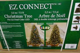 12 ft pre lit tree costco rainforest islands ferry