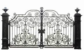 wrought iron custom gates ornamental gates castle gate designs