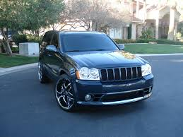 2007 jeep grand cherokee srt8 sport utility 4d view all 2007