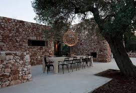 Italian Style Houses Italian Stone House Surrounded By Beautiful Olive Trees