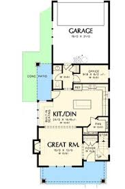 narrow lot house plans with rear garage narrow lot house plans with rear garage house plans pinterest