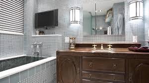 stunning art nouveau bathroom tiles in interior design home