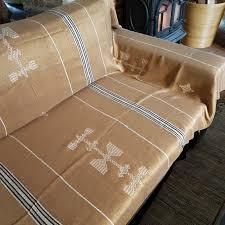 plaid coton canapé grands plaids de canapé faits artizana hd