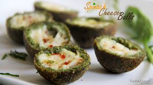 spinach cheese balls easy cheese balls for evening snacks