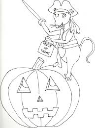 Halloween Trick Or Treat Poems Free Halloween Color Book Trickortreat Cindy U0027s Recipes And Writings