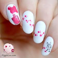 nail art simple nail polish art summer designs for best ideas