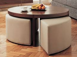 Ottoman Tables Coffee Table Oval Coffee Table With Storage Ottoman Drawer