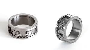 gear wedding ring embr is a men s ring that makes for the wedding band instash