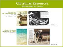 six ways to share the gospel during the christmas season u2013 the