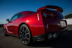 nissan gtr wrapped red 2015 nissan gt r review automobile magazine