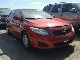 2010 toyota corolla s for sale auto auction ended on vin 2t1bu4ee6ac523605 2010 toyota corolla