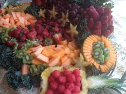 fruit displays attention houston fruit creations and displays that will bring