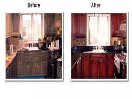 kitchen cabinets refinishing glazed kitchen cabinets refinished