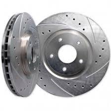 honda civic rotors honda civic drilled and slotted brake rotors