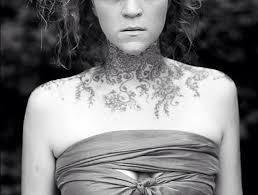 51 adorable neck henna tattoos