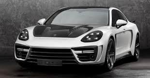 widebody porsche panamera porsche panamera stingray gtr edition by topcar