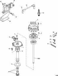 mercruiser 4 3l mpi alpha bravo distributor u0026 ignition