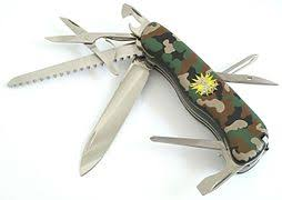wenger kitchen knives swiss army knife