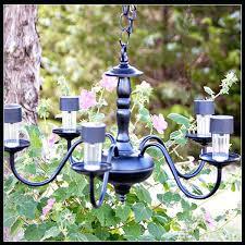 Outdoor Chandelier Diy Outdoor Chandelier Outdoor Lighting Ideas Sunset Magazine