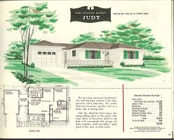vintage ranch house floor plans