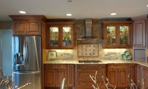 satiating kitchen cabinet crown molding installation cost tags