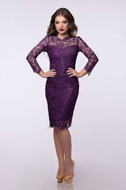 pictures on different shades of purple lace dresses wedding ideas