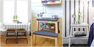 kitchen helper stool ikea ikea bekvam step stool ikea hacks