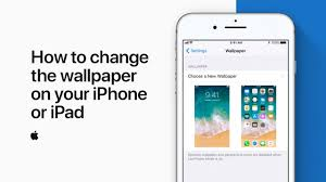 apple wallpaper changed how to change the wallpaper on your iphone or ipad apple support