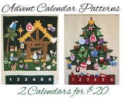 advent calendars simple designed children by thelullabyloft