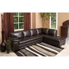 leather sectional sofas hayneedle