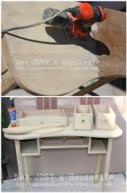 Desk Refinishing Ideas How To Refinish And Old Desk Stacy Risenmay
