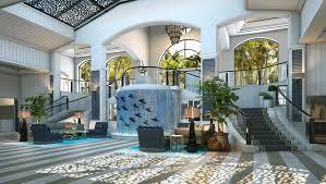 the waterfront beach resort a hilton hotel huntington beach
