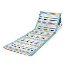 amazon com picnic time u0027beachcomber u0027 portable beach mat st