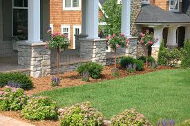 simple front yard landscape full size of garden landscaping ideas