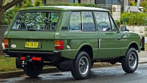 land rover series 3 4 door 1992 land rover range rover information and photos zombiedrive