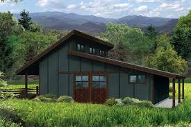 modern shed roof modern shed roof garage house cabin plans homes one story farmhouse