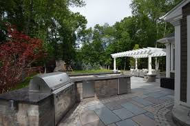 complete backyard renovation caldwell nj sponzilli landscape group